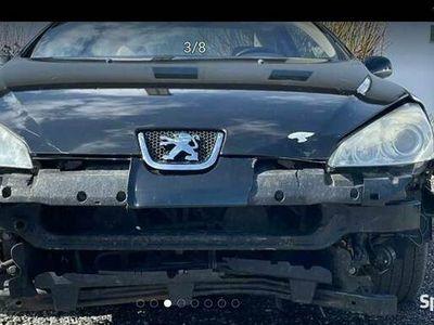 używany Peugeot 407 Coupe 2.7 HDI