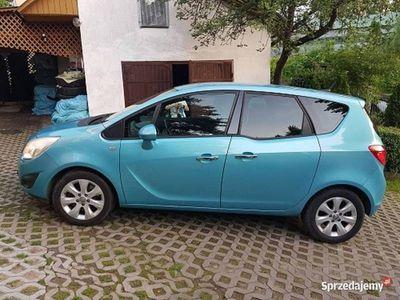 używany Opel Meriva 1,7 CDTI 110 KM