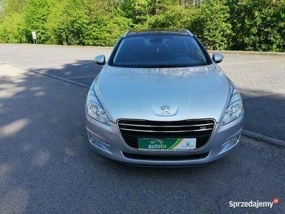 używany Peugeot 508 I 1.6 e-HDi Access S&S