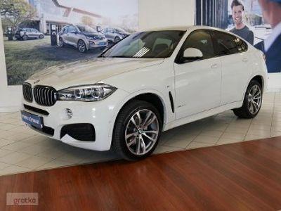 używany BMW X6 X6 F16xDrive40d Salon PL 1wł. Gwarancja