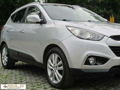używany Hyundai ix35 2dm 184KM 2012r. 184 881km