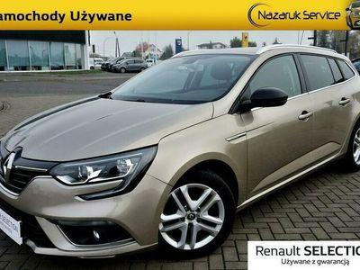 używany Renault Mégane GrandTour IV 1.3TCe 140KM EDC AUT FAP Limited gwarancja f.VAT