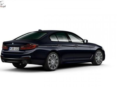 używany BMW 520 seria 5 2dm3 190KM 2017r. 17 600km d XDrive |Pakiet M Sport, Prof. Navi