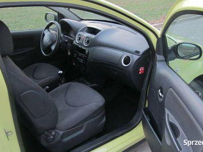 używany Citroën C2 benzyna, klimatyzacja, zadbany