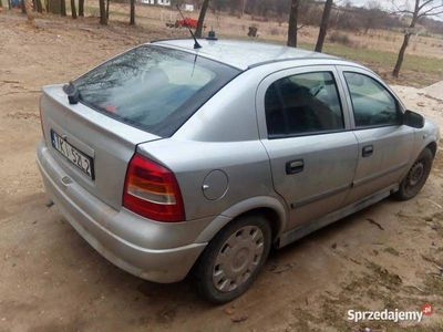 używany Opel Astra II G