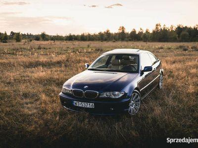 używany BMW 330 Seria 3 E46 Ci, Prywatnie, Garażowany, Pełna historia
