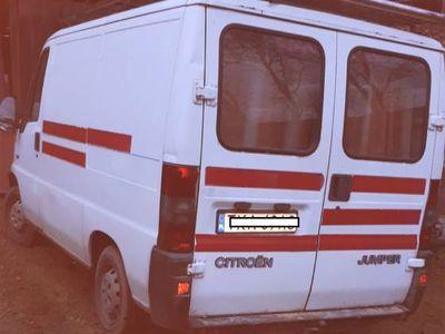 używany Citroën Jumper 2,5D, 2000 r., przebieg 137 tys. km