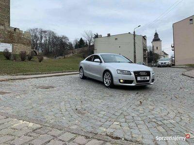 używany Audi A5 3.0 Tdi quattro 240 km bogate wyposazenie