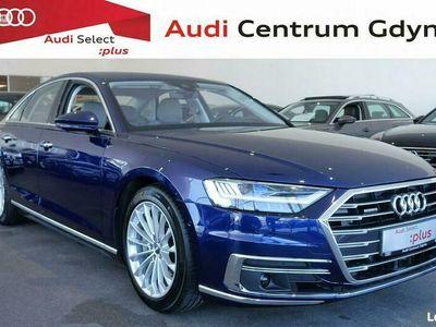używany Audi A8 3dm 340KM 2019r. 2 416km