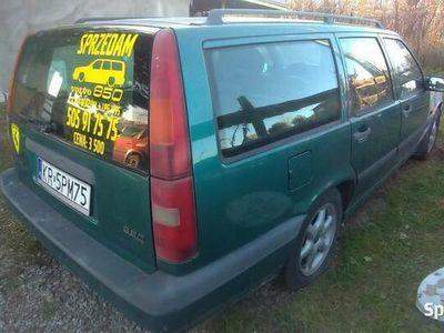 używany Volvo 850 2,4 benzyna+LPG GAZ, dobry stan, OC na ROK ,KRAKÓW