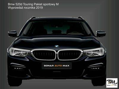 używany BMW 520 SERIA 5 VII (F90) i Touring Pakiet sportowy M