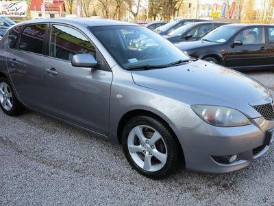 brugt Mazda 3 1.6dm3 109KM 2006r. 232 000km !!! Bemowo !!! 1.6 Diesel, 2006 rok produkcji, !!! ALUFELGI !!!