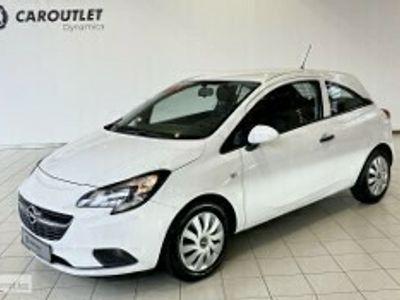 używany Opel Corsa E VAN, salon PL, I właściciel, f-a VAT, 12 m-cy gwar.