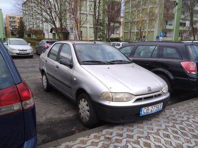 używany Fiat Albea SIENA 1.2 GAZ 2001 R1.2 GAZ 2001 R