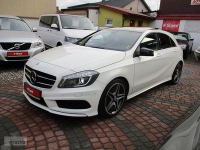 używany Mercedes 200 Klasa A W176SalonPL I Wł AMG Panorama Serwis ASO