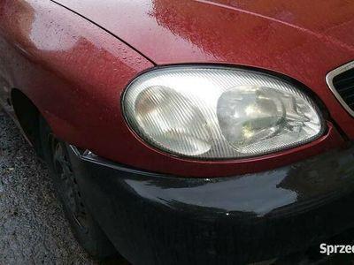 używany Chevrolet Lanos 1.5 z gazem 2001
