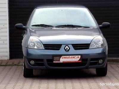 używany Renault Clio II Klimatyzacja / Gwarancja / 1,2 / 8V/ 2006r II (1998-2012)