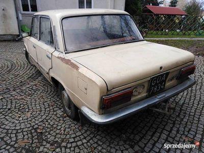 używany Fiat 125 p 1972 rok