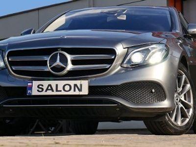 używany Mercedes E350 Klasa E W213286 Wentyle*Widescreen*Pamięć*Lasery*ACC*DVD