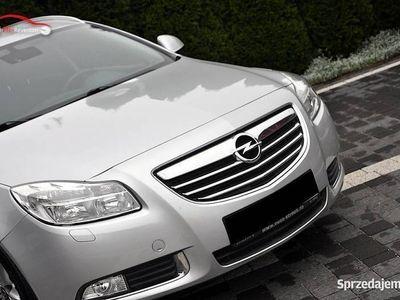 używany Opel Insignia 2.0CDTI 195KM Nawigacja Alufelgi Pakiet sport
