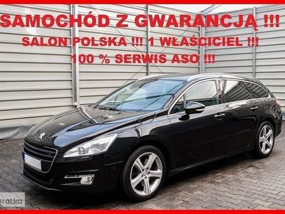 używany Peugeot 508 SW GT line+ Automat + Salon PL + 1 WŁ + 100% Serwis !!!, Leszno