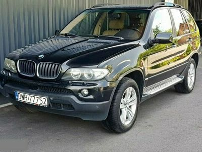 używany BMW X5 3dm 218KM 2004r. 402 000km