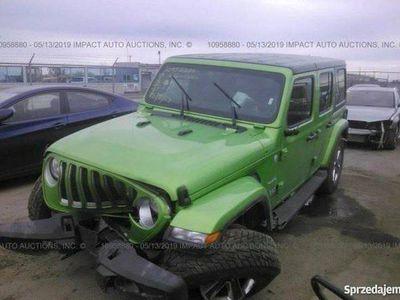 używany Jeep Wrangler SAHARA 3.6 335KM +48 782236023