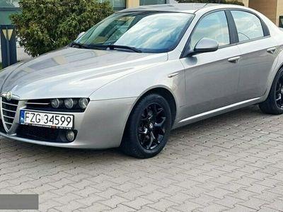 używany Alfa Romeo 159 1.9dm 149KM 2007r. 244 000km