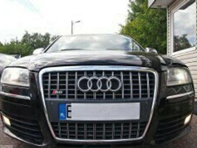 używany Audi S8 II (D3) 5.2 BENZYNA V10 450 KM NAVI KLIMA ALU-FELGI SKÓRY