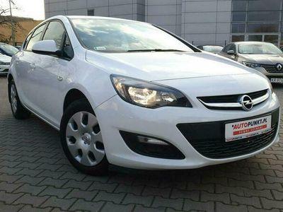 używany Opel Astra Essentia Salon PL, 1.4 100KM