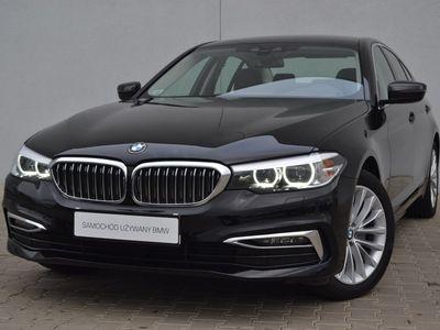 używany BMW 520 5 Series Sedan d xDrive Luxury Line