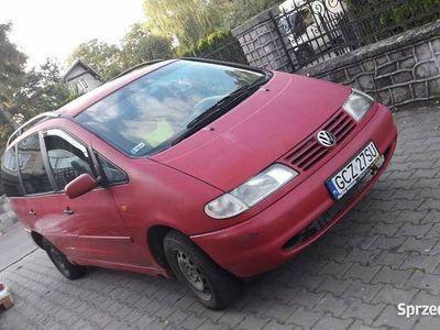 używany VW Sharan 1.9 tdi dlugie opłaty