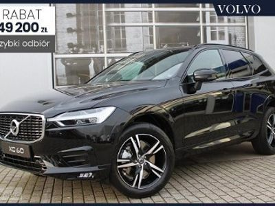 używany Volvo XC60 II R-Design 2.0 B4 AWD (211KM) R-DESIGN | Light + Versatility Pro + Win