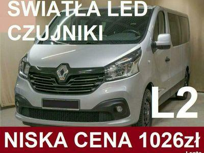 używany Renault Trafic L2 Grand 120KM Światła Led Czujniki parkowania Niska cena 1026złZostaw kontakt, oddzwonimy