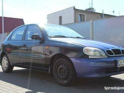 używany Chevrolet Lanos 1.5 2000r.