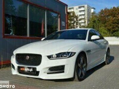 używany Jaguar XE I Salon Pl*2.0 T R Sport aut*Nawigacja*Kamera*Skóra*Bezwypadkowy*FVat2