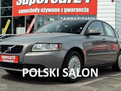 używany Volvo S40 2dm 136KM 2008r. 205 600km