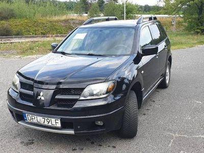 używany Mitsubishi Outlander NIEZAWODNY SUV 4x4