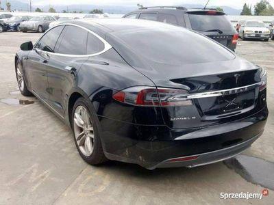 używany Tesla Model S Model Sautomat. 2013