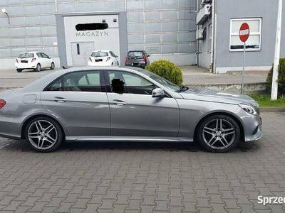 używany Mercedes E350 W212cdi Limuzyna E klasa Fvat23% W212