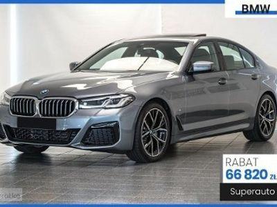 używany BMW 520 SERIA 5 VII (F90) 520 M Sport d xDrive (190KM) M | Zostań w domu, wszystko załatwim