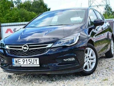 używany Opel Astra 1.4T 125KM 27 tys km, 1 wł, salon PL, FV 23%, gwarancja V (2015-)