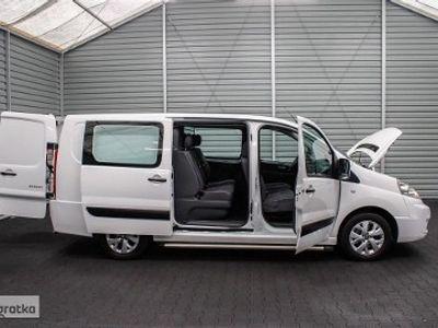 używany Fiat Scudo II 6 OSÓB + LONG + Navigacja + Klimatyzacja + Parktronik !!!