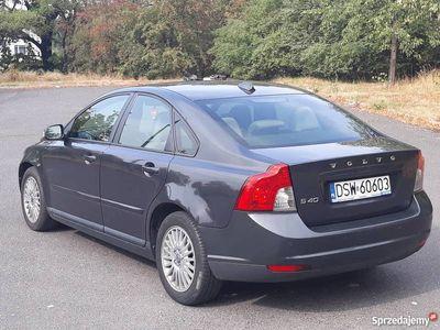 używany Volvo S40 2.0 DIESEL 2009 rok salon Polska