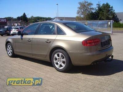 używany Audi A4 IV (B8) 2.0 TDI 143 KM ALUM I WLASC, BEZWYPADKOWA! ,