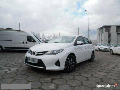 używany Toyota Auris 1.4dm 90KM 2015r. 203 824km