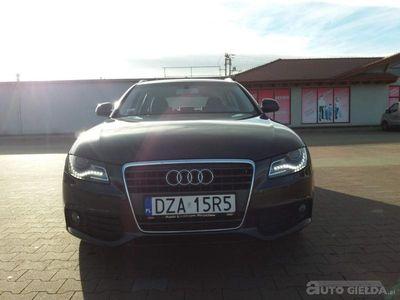 używany Audi A4 A4 B8B8