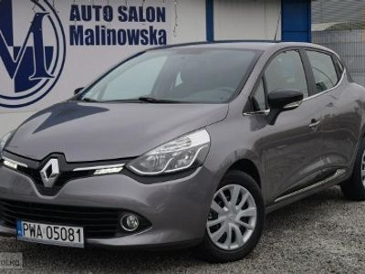 używany Renault Clio IV 1.1dm 75KM 2014r. 42 000km