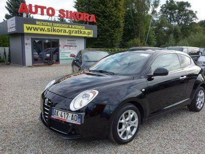 używany Alfa Romeo MiTo 1.2dm 95KM 2010r. 174 000km