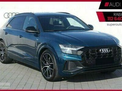 używany Audi Q8 Q83.0 45TDI Quattro (231KM)   Pakiet Czerń + Pakiet S-LINE